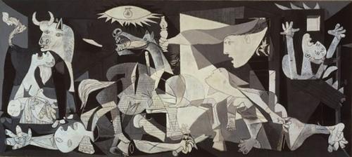 """""""Guernica"""" di Pablo Picasso:<br/> quando la storia si fa arte"""
