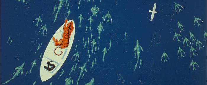 """""""Vita di Pi"""": un libro<br/> tra avventura e fantasia"""
