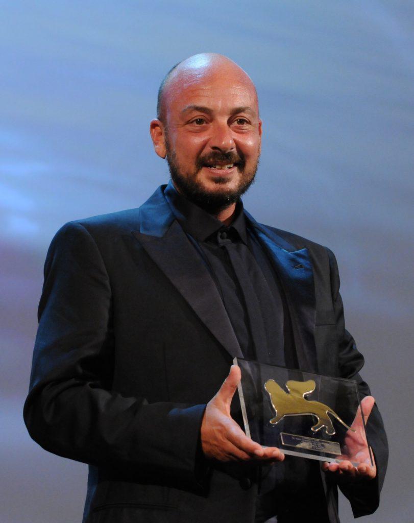 Emanuele Crialese premiato alla Mostra del Cinema di Venezia nel 2011 con il Leone d'argento - Gran premio della giuria per il film Terraferma (2011)