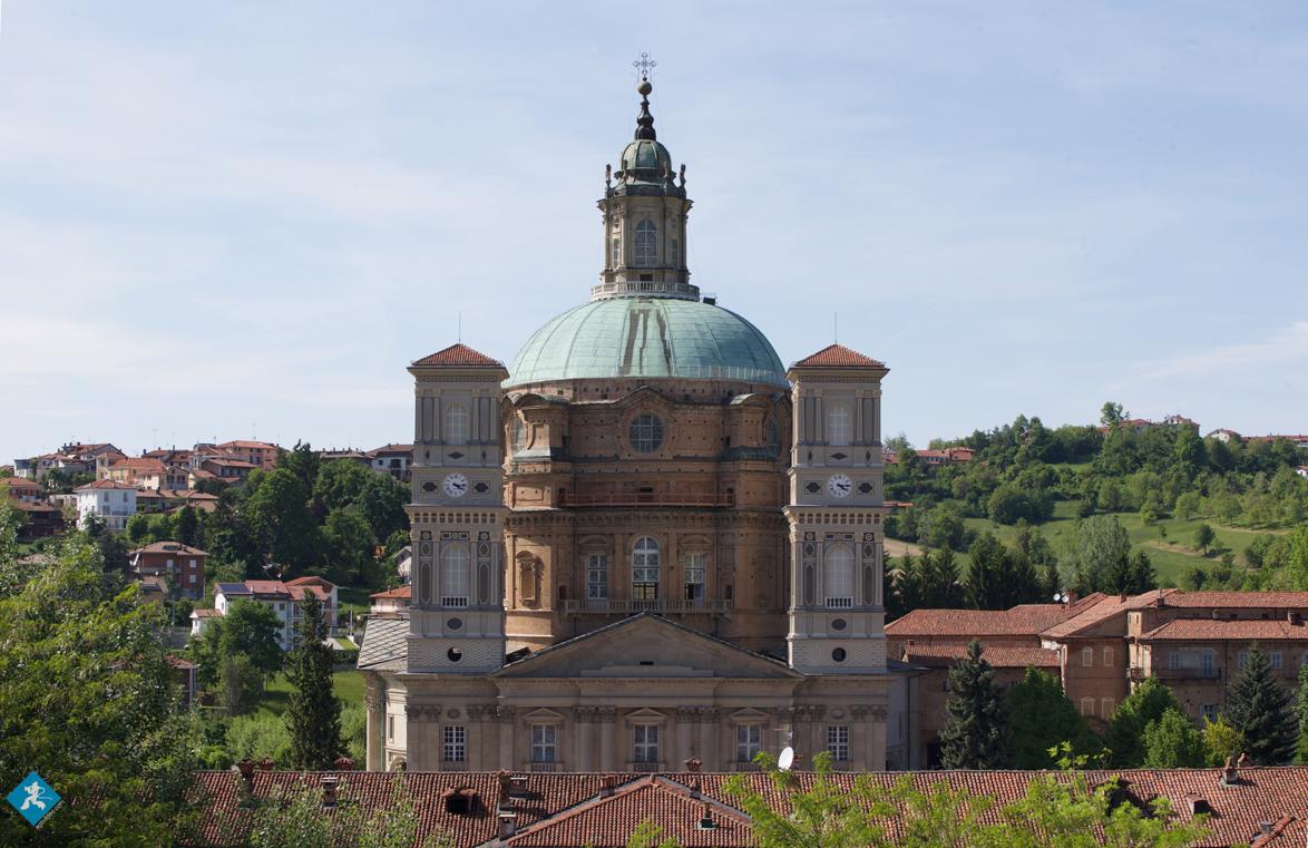 Santuario di Vicoforte. Foto di Alessandro Beltrame