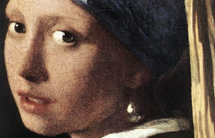 La «Ragazza con l'orecchino di perla» di Jan Veermer, ovvero la Monna Lisa olandese
