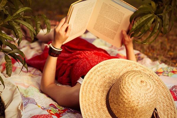 adolescente lettura