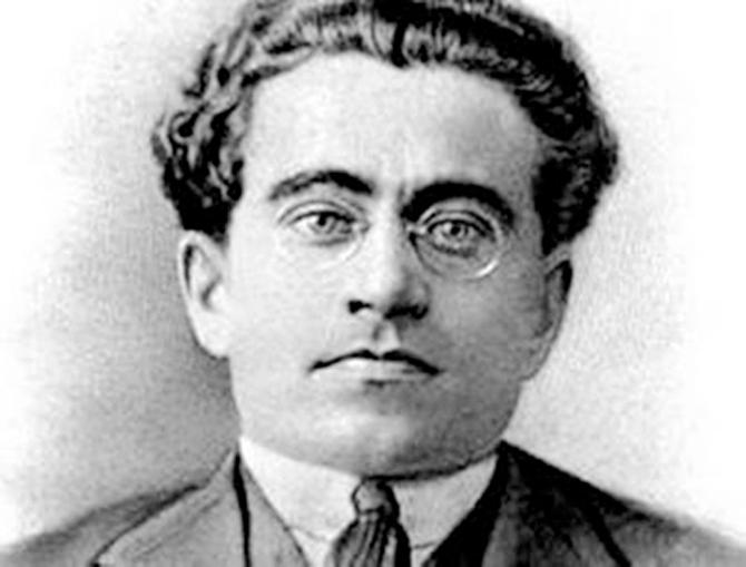 Antonio Gramsci. Fonte: www.a-desk.org