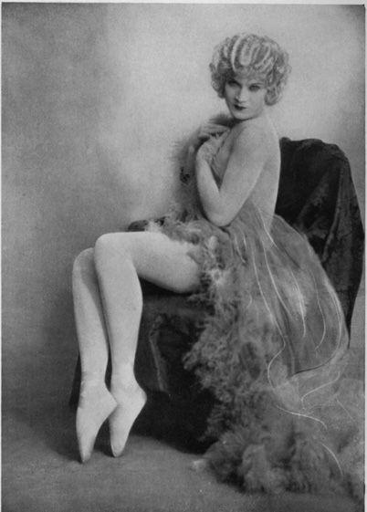 The exquise Barbette:<br/> l'acrobata queer<br/> che incantò il mondo