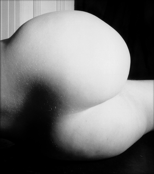 © Bill Brandt, Nude Abstract, London, 1957