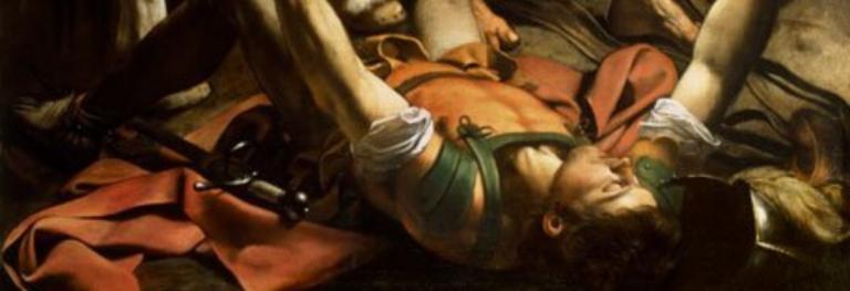 La «Conversione di San Paolo» e l'occhio fotografico del Caravaggio