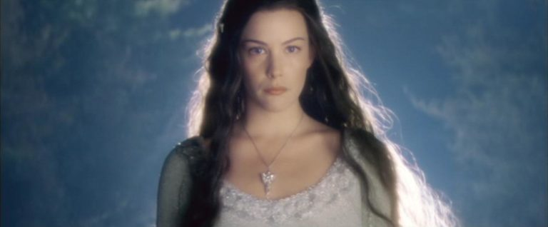 Arwen e l'inversione <br>ipostatica del destino