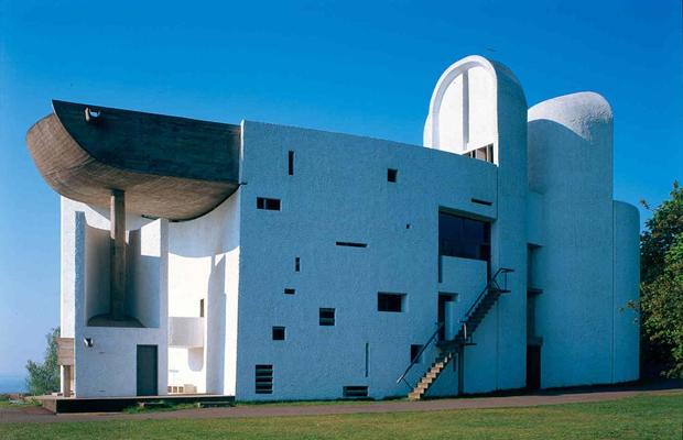 Le Corbusier <br>e la poetica<br> del béton brut