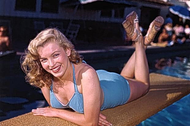 Da Norma Jeane Baker<br> a Marilyn Monroe