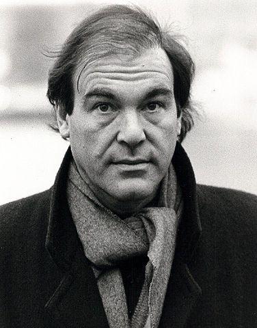 Il regista Oliver Stone