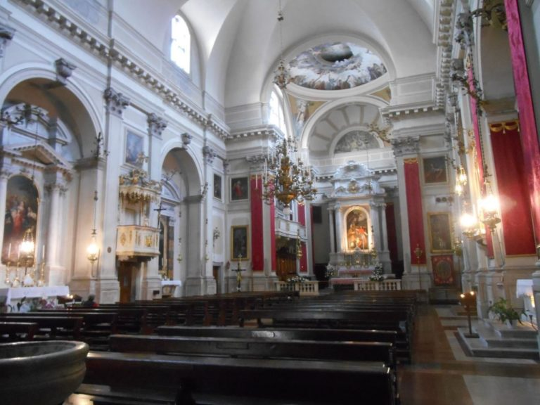 Giacomo Linussio e Nicola Grassi: <br>mecenate e pittore <br>nella Carnia del Settecento
