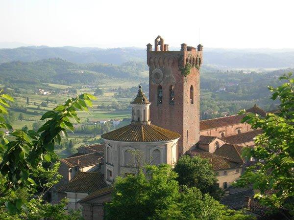 San Miniato al Tedesco:<br> il borgo degli Svevi<br> nel cuore della Toscana