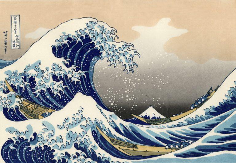 Hokusai, Hiroshige, Utamaro: <br>i maestri giapponesi<br> conquistano Milano