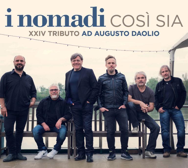 Nomadi: la storia della musica<br> nel ricordo di Augusto Daolio