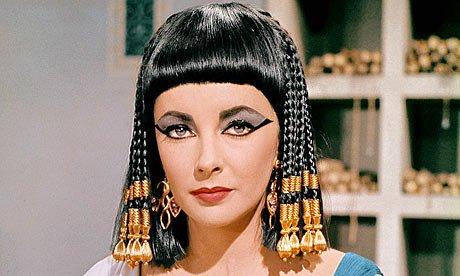 Cleopatra, Venere d'Egitto