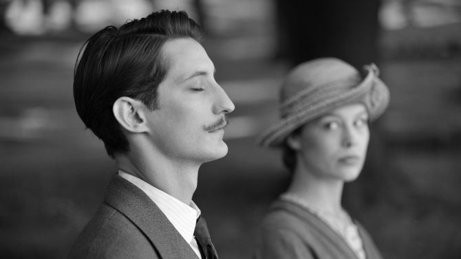 """Pierre Niney: <br>protagonista di """"Frantz"""" <br>e rivelazione di Venezia73"""