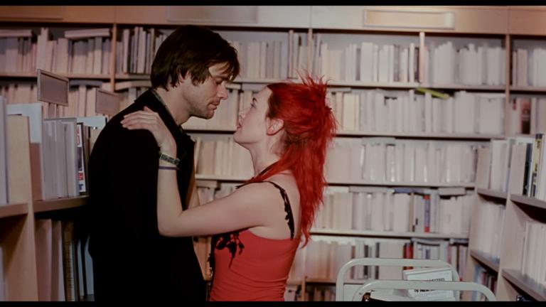"Vivere l'amore: ""Eternal Sunshine <br>of the Spotless Mind"""