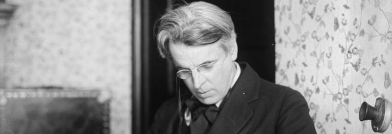 William Butler Yeats, il poeta dell'Irlanda e del suo folklore