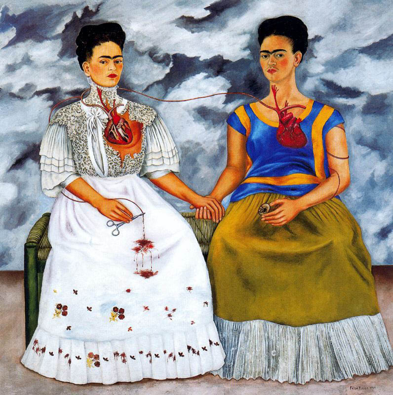 Frida Kahlo, Le due Frida (1939)