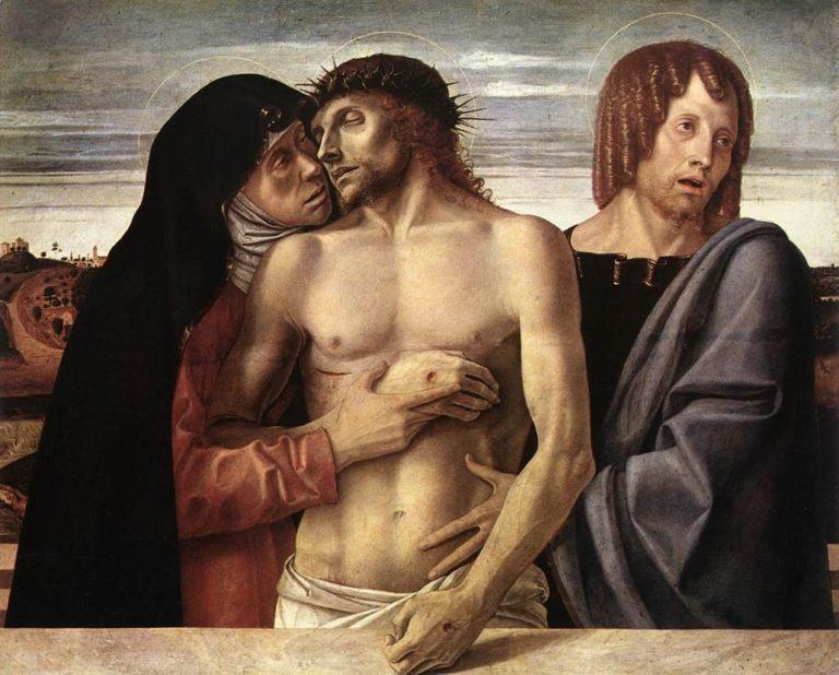 Ai piedi della croce: iconografia della Pietà /4