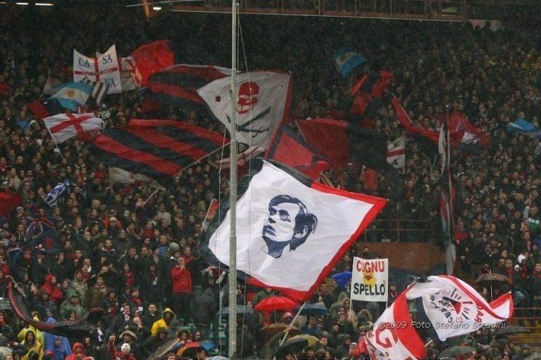 Storie recenti sul derby di Genova<br> raccontate da Fabrizio De André