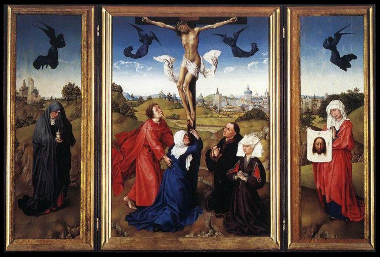 Ai piedi della croce: <br>iconografia della Pietà /2