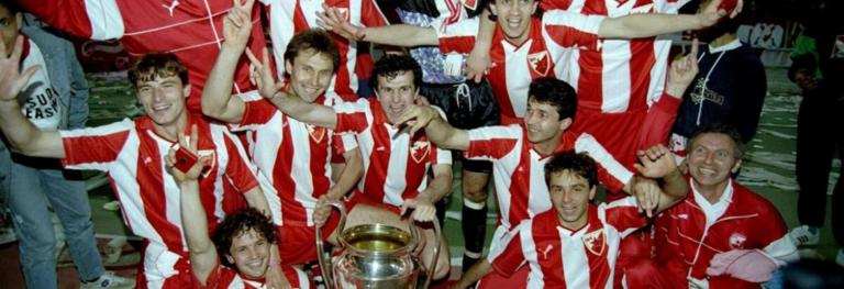 Storie di calcio e guerra nei Balcani: cronache della Stella Rossa