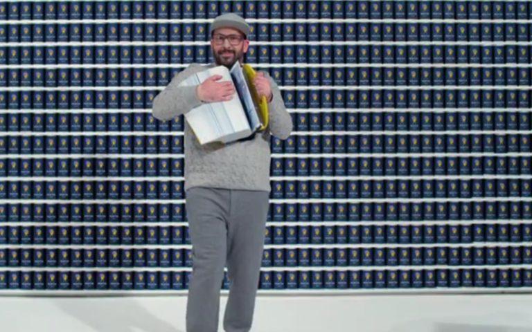Il nuovo imperdibile <br>video degli OK Go