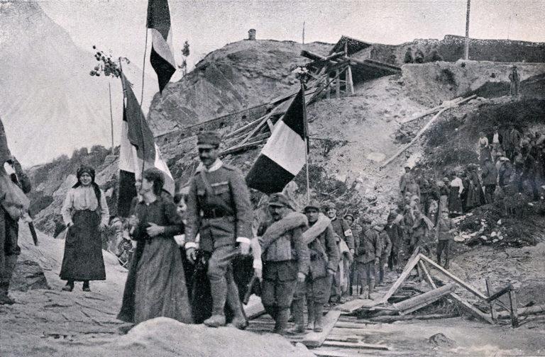 Ricordando Vittorio Veneto: <br>la Prima Guerra Mondiale <br>e la lezione da imparare