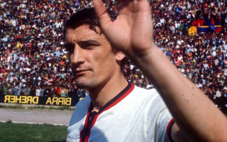 Gigi Riva e il Cagliari del '70