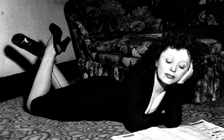 Édith Piaf: il ricordo di una voce