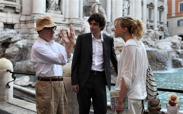 woody allen to rome with love