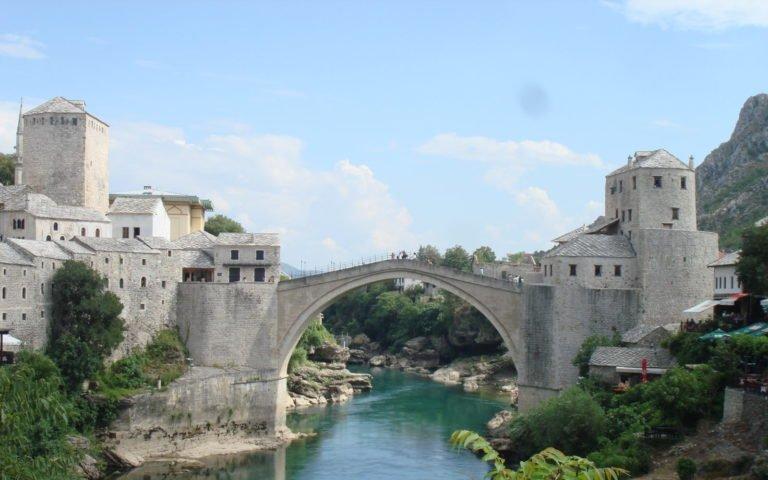 Il calcio a Mostar