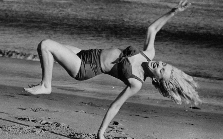 Una Pin-Up chiamata Marilyn