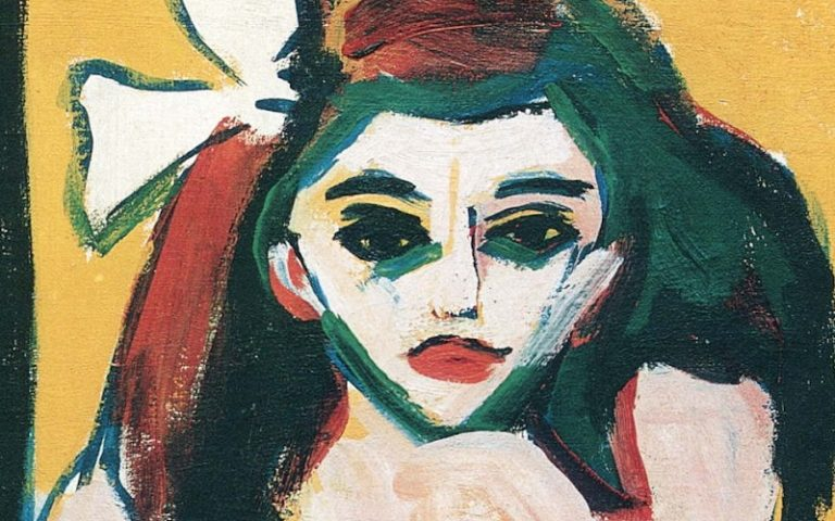 """""""Marzella"""": diventare donna nel 1910 secondo Kirchner"""