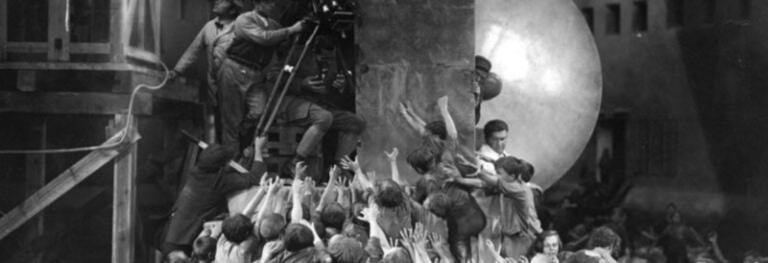 Il cinema di Sergei Eisenstein e il mito della Rivoluzione