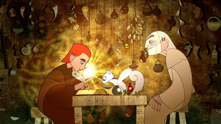 """The Secret of Kells"": quando l'animazione incontra la storia"