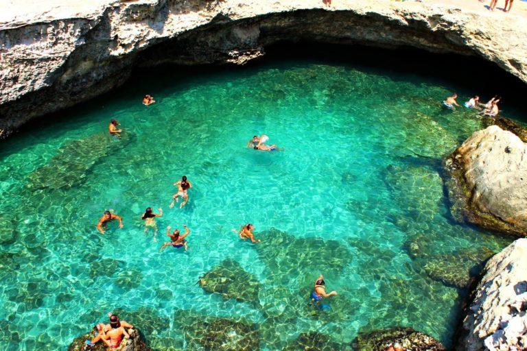 Respira lento il Salento: tra lo Ionio e l'Adriatico in assenza di vento