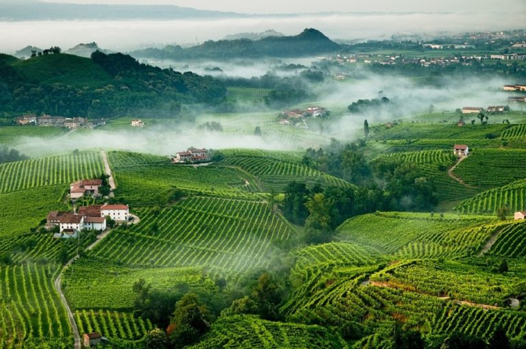Tra distese di colline venete: tre tappe nei pressi di Treviso