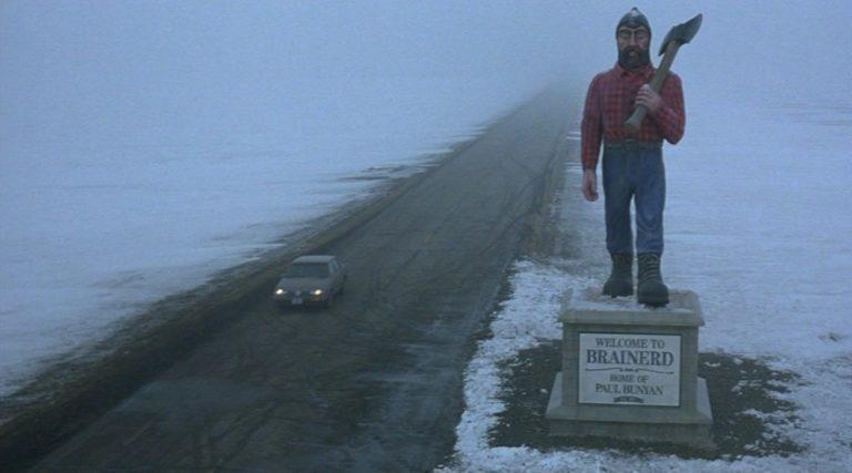 """""""Fargo"""" dei fratelli Coen: la commedia dark tra le nevi del Midwest"""