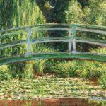 Il ponte giapponese: Claude Monet e la finestra sul paradiso