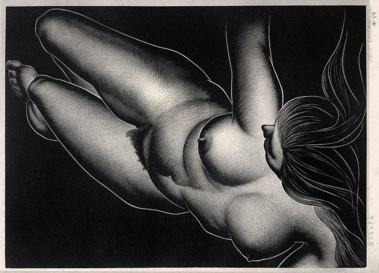 Paul Landacre: incisi come nudi su pellicola