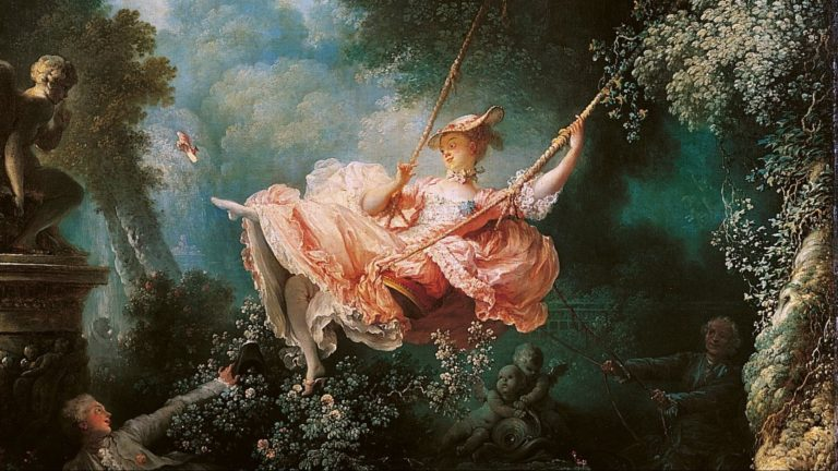 Frivolezza e joie de vivre ne «L'altalena» di Jean-Honoré Fragonard