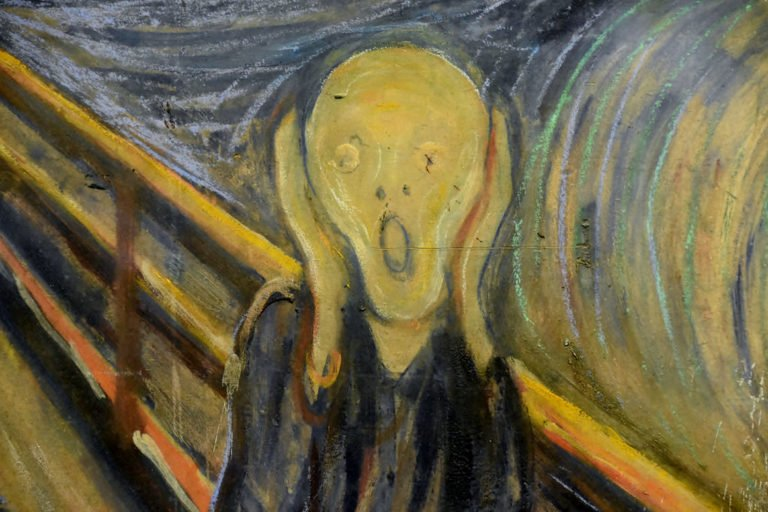 «L'urlo» dell'inconscio, il capolavoro di Edvard Munch