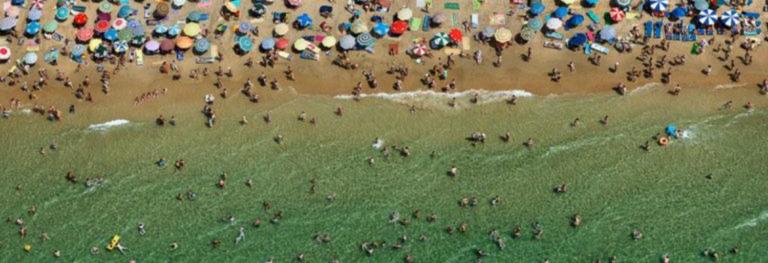 Edward Burtynsky: volevo capire l'acqua