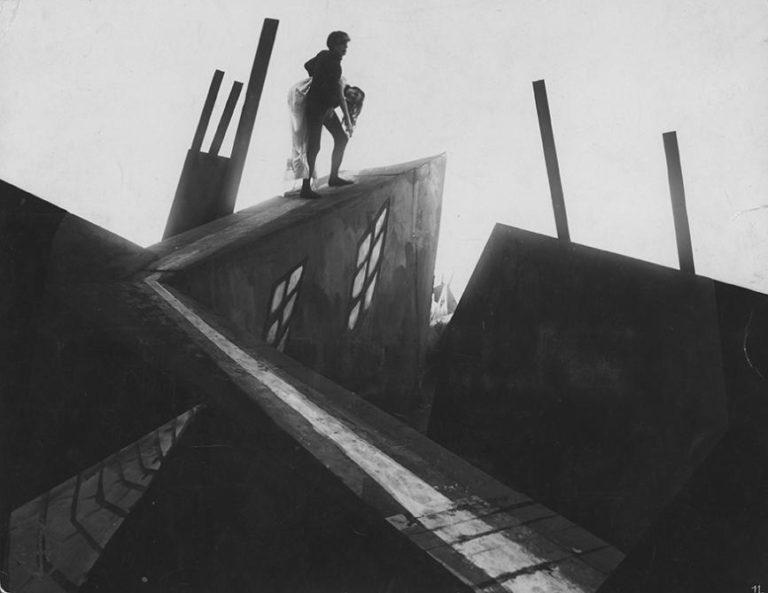 Il cinema espressionista tedesco, tra tela e pellicola