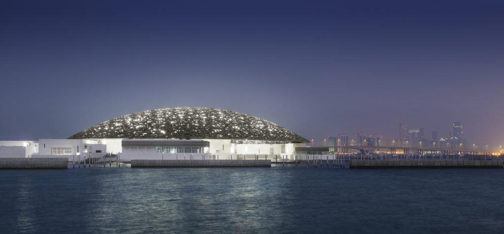 Louvre di Abu Dhabi