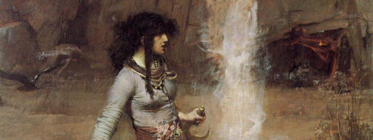 """""""The magic circle"""": Waterhouse e la rappresentazione della """"bella strega"""""""