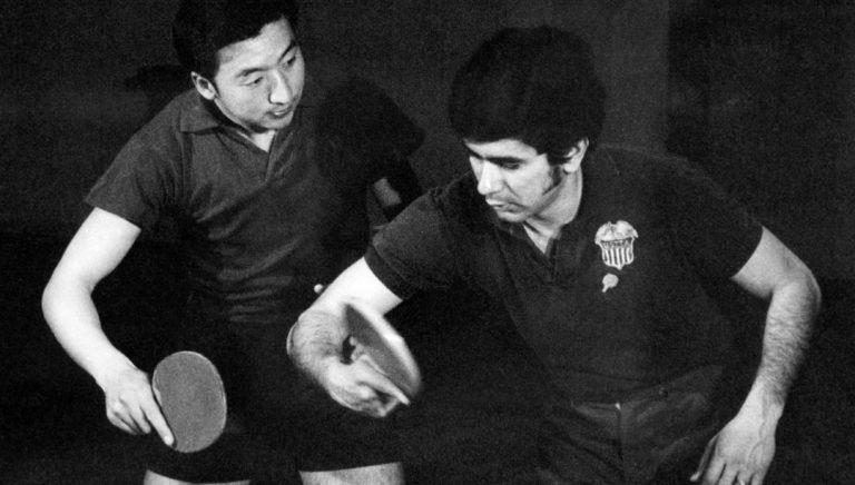 Ping-Pong Diplomacy: quando lo sport viene incontro alla politica