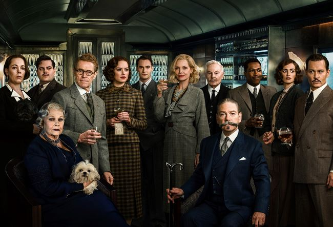 Assassinio sull'Orient Express cast